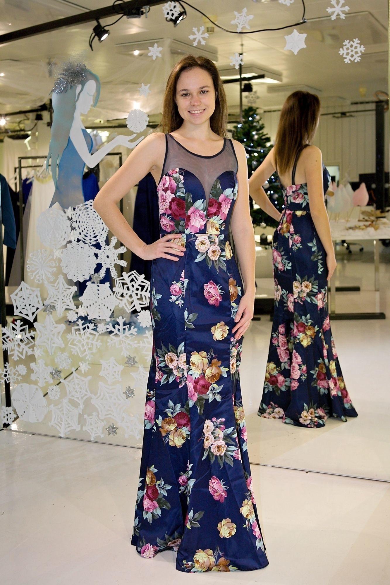 e23fc3fa51e6 Ever-Pretty plesové šaty Anastázie