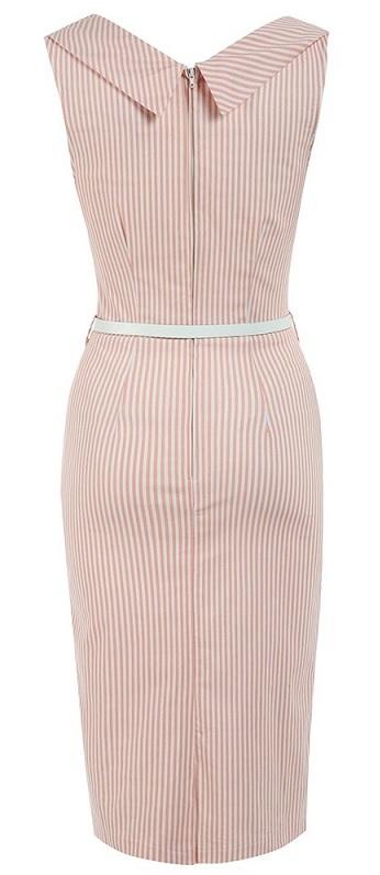 ... LindyBop retro pouzdrové šaty Vanessa 7ececdccb3