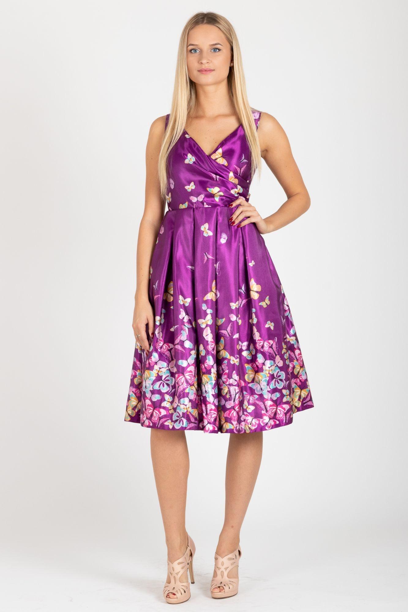 5c09cfd6bed4 LindyBop společenské šaty Aurora