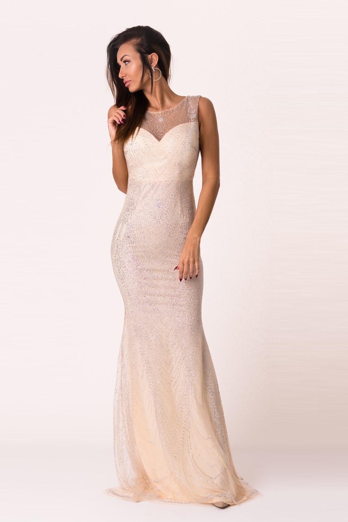 712367cc020 Společenské šaty Nidaba