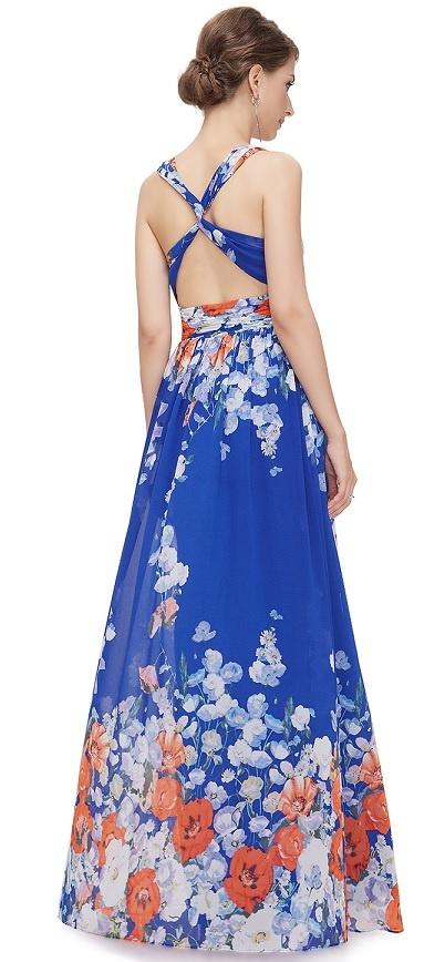 24e418c9ad54 ... Ever-Pretty plesové šaty Luční víla