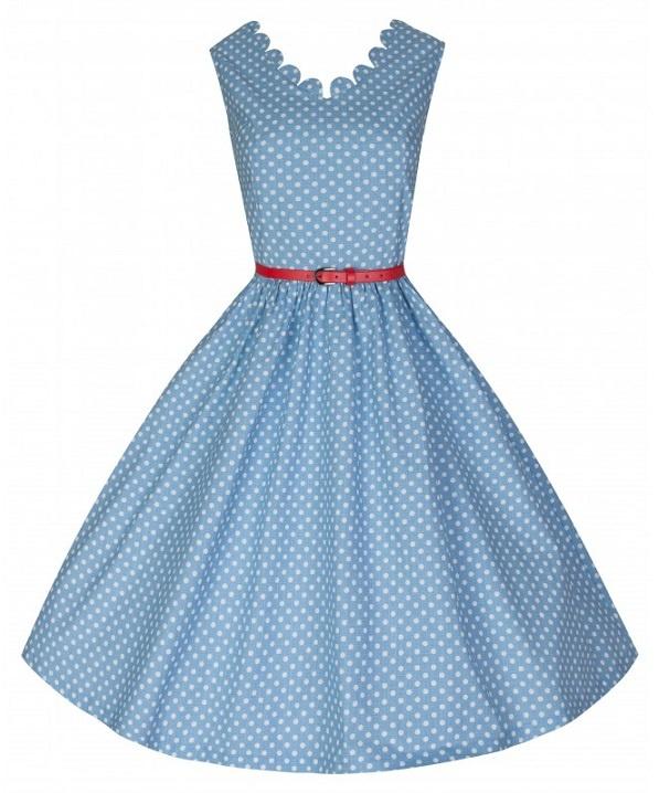 2243193a24b3 LindyBop retro šaty Daria