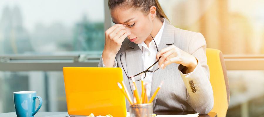 10 způsobů, jak nevypadat unaveně
