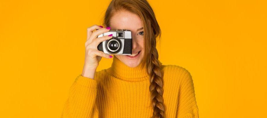 Jak vypadat na fotkách přirozeně a krásně?