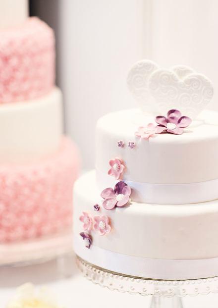 Jak si vybrat svatební dort