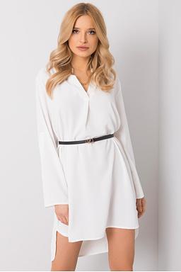 Šaty Jana, bílé