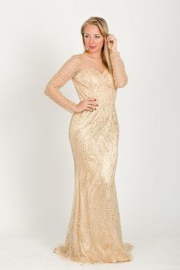Exkluzivní plesové šaty Sudička ce858c5f0bf