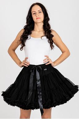 DOLLY Audrey Hepburn černá PETTI sukně