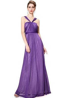 c73674126fb Ever-Pretty plesové šaty Bohém