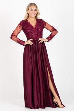 db0ad676b12 Plesové šaty Epona