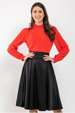 Midi sukně Missi, černá