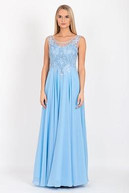 Plesové šaty Zimní třpyt 01f1dc3435