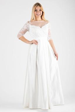 Chi Chi London exkluzivní svatební šaty Pollyanna 418a4563591