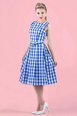 LindyBop retro šaty Colette 7a24111f31