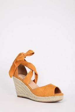 Sandály Mia, hnědé