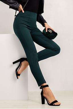 Kalhoty Bonny, zelené