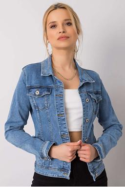 Džínová bunda Montana, modrá