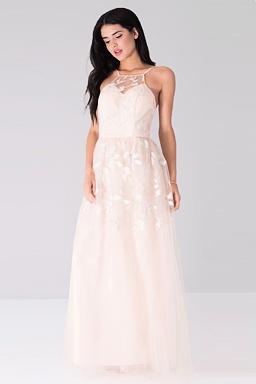 4f17f7b79c49 Chi Chi London plesové šaty Briana