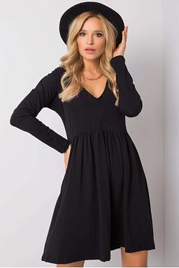 Šaty Karma, černé