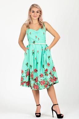 940d28f98560 Retro šaty - POSHme.cz