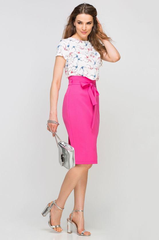 72576b7fc856 Pouzdrová sukně Lemoni