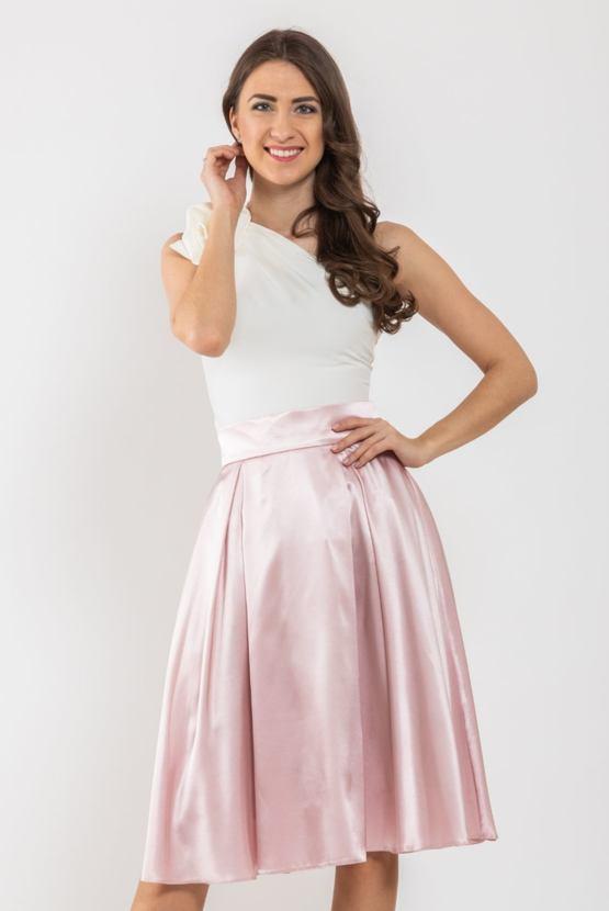 Midi sukně Missi, růžová