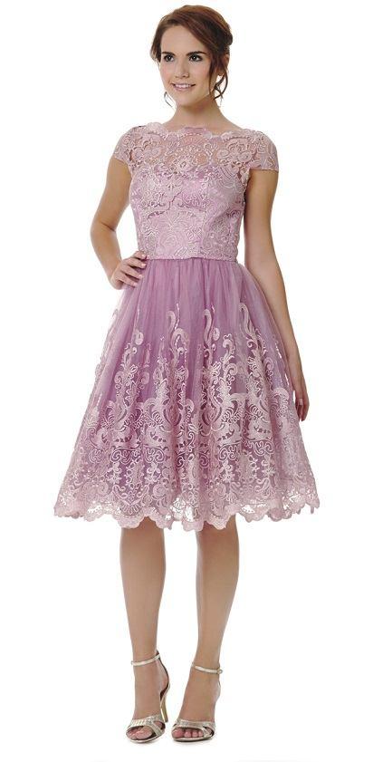 Chi Chi London šaty Rose 3f8fbd3d5b