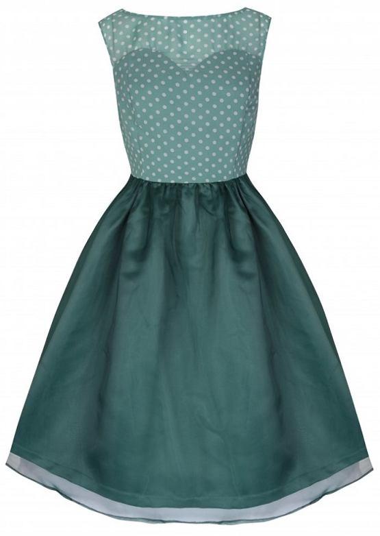 d42d7363e19e LindyBop retro šaty Violetta
