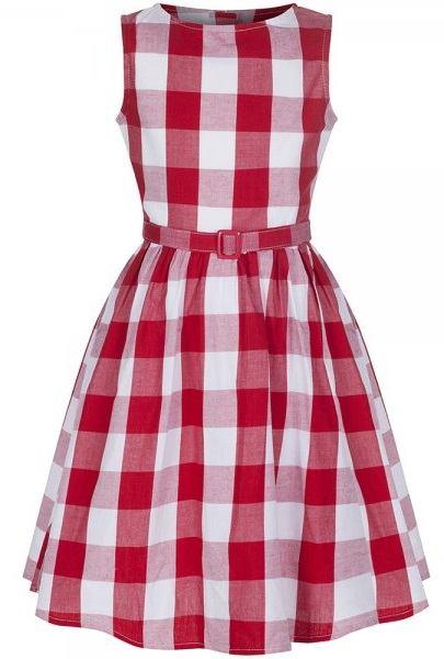 40b9b42c4b3 LindyBop dětské šaty Mini Audrey