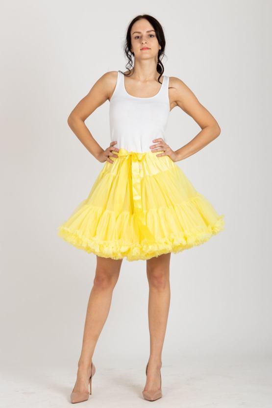 DOLLY Princezna Kráska PETTI sukně. Sukně Tylové ... 4279f877c7