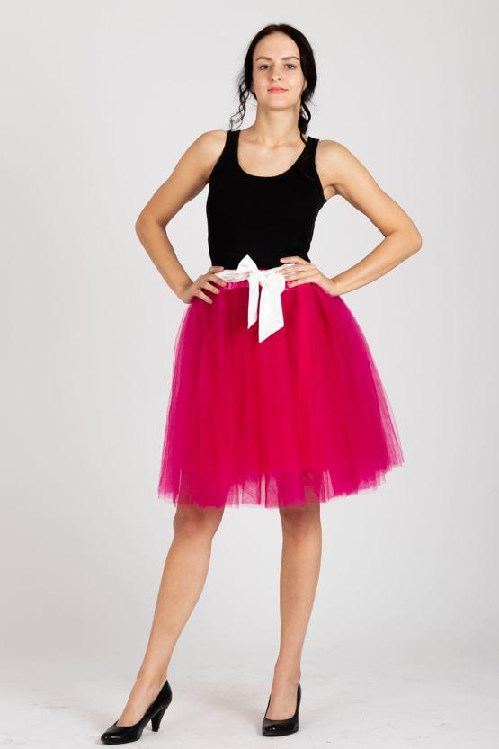 7a16421bc89e Romantická dlouhá TUTU sukně
