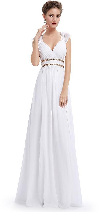 Ever-Pretty plesové šaty Antická bohyně f888c34d31