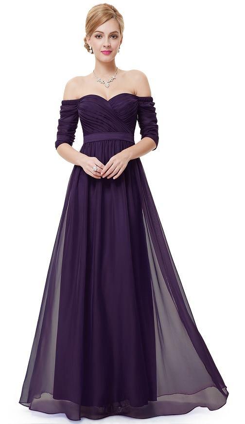 Ever-Pretty plesové šaty Svůdná kouzelnice 5db37d8fac
