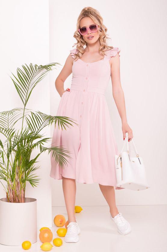Šaty Rózinka, růžové