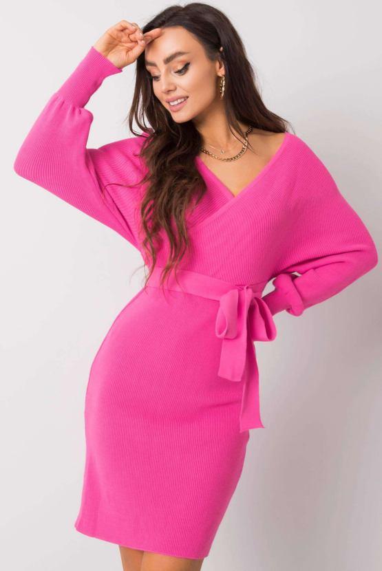 Šaty Barbora, růžové