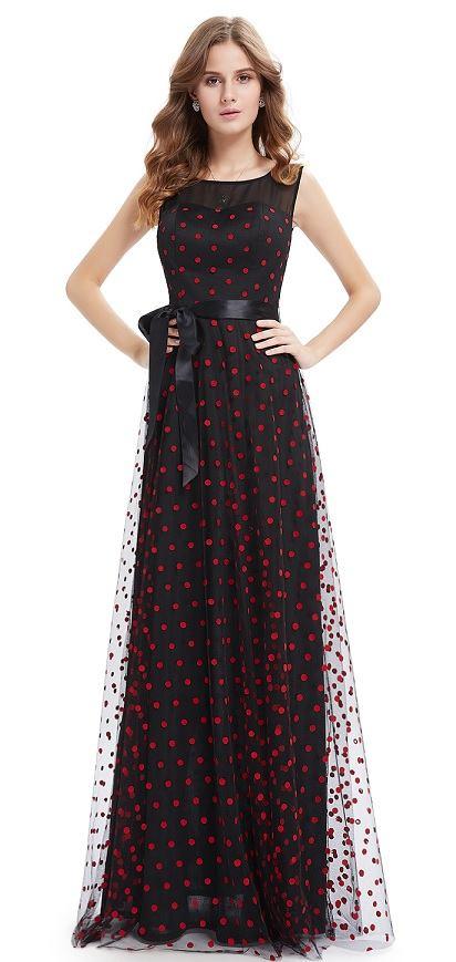 acf37528e53 Ever-Pretty plesové šaty Retro lady
