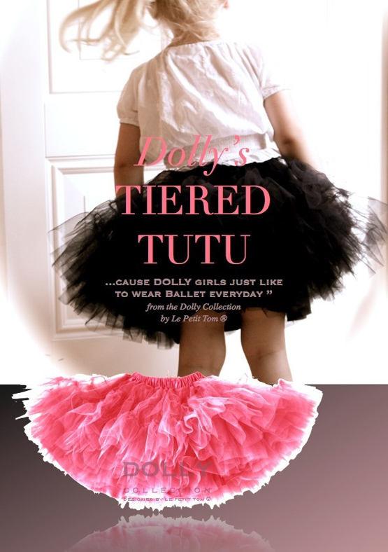 be5441179b1a Nařasená TUTU sukně růžová. Dětské šatičky a zboží ...
