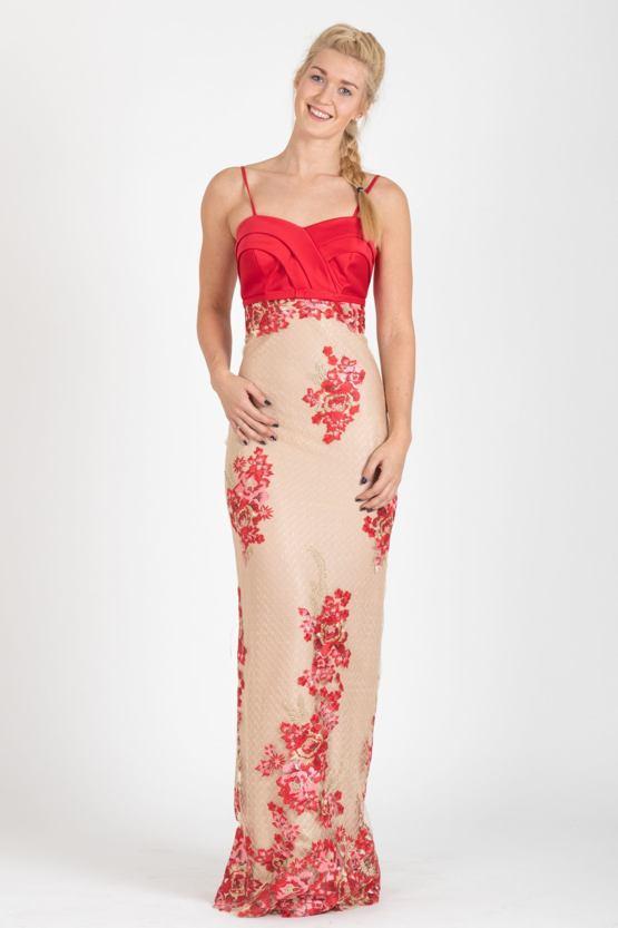 Společenské šaty Něžná Geisha d057dad756