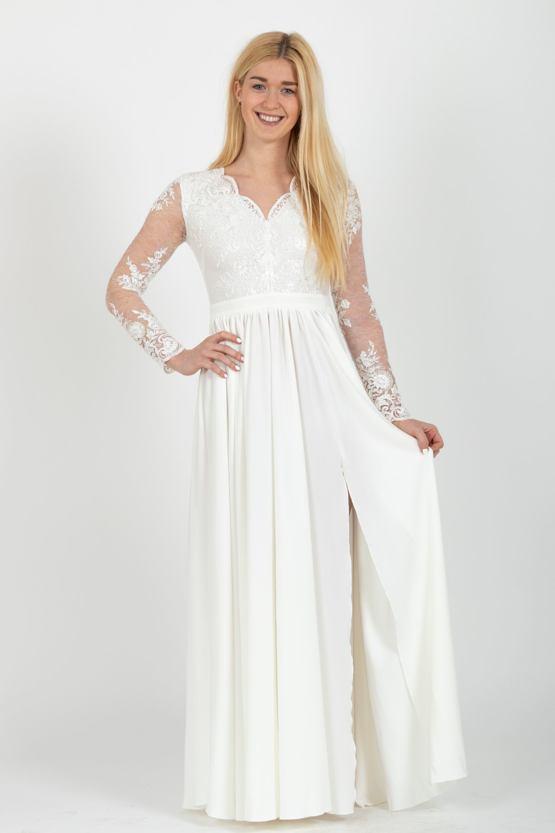 Společenské šaty Nefelé b06cadd92b9
