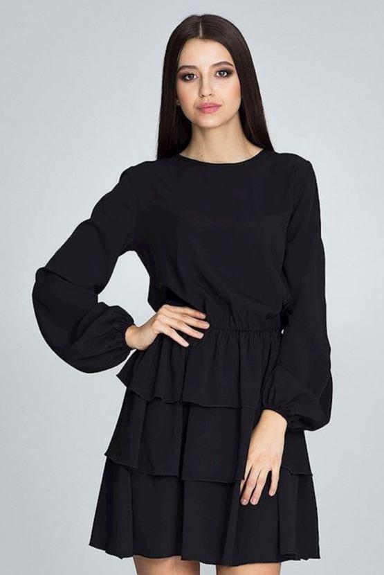 Šaty Zátiší, černé