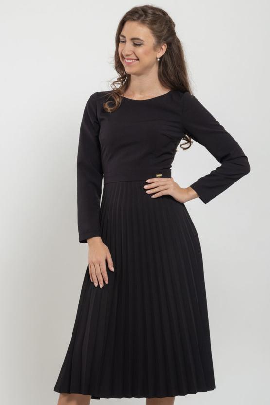 Šaty Dobré způsoby, černé