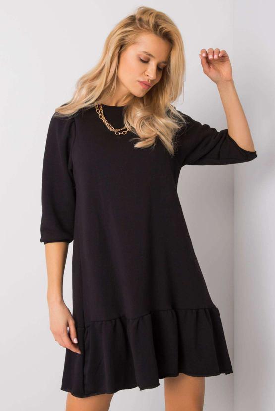 Šaty Inkognito, černé