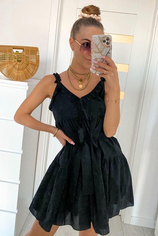 Šaty Rudy, černé