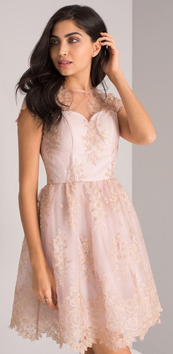 f0b00a4f5624 Chi Chi London společenské šaty Bella