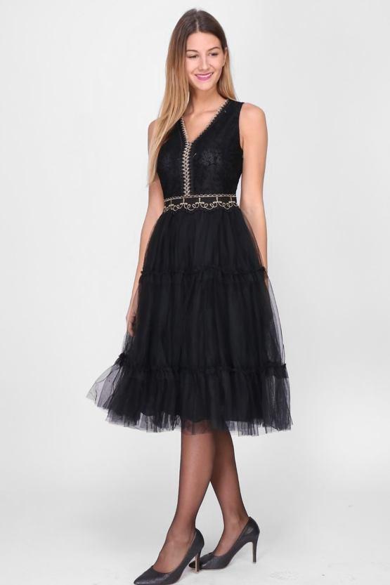 Společenské šaty Nocturno a612b003836