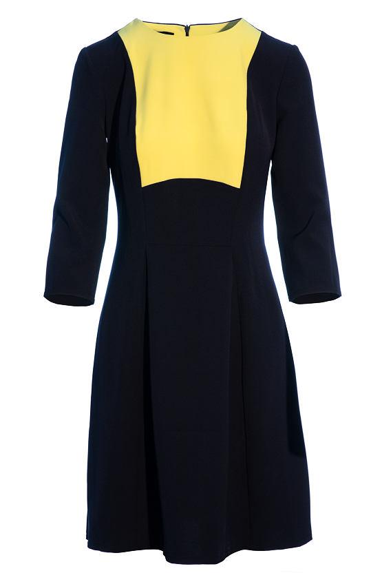 Šaty Bella, modré
