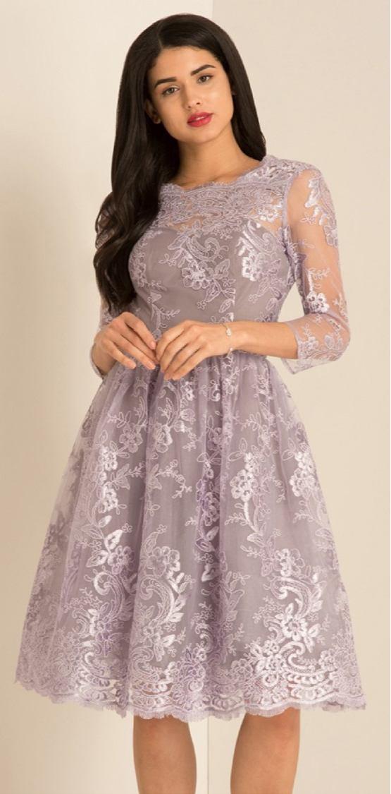 1c23e6a8c31a Chi Chi London společenské šaty Elisa