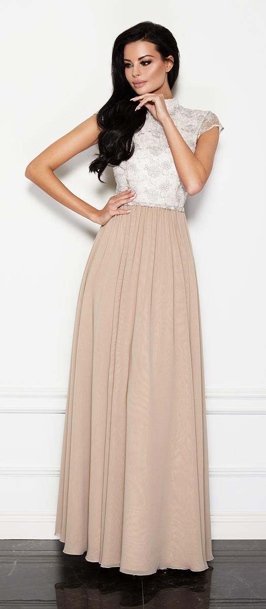 d710c6b6f193 Plesové šaty Megan