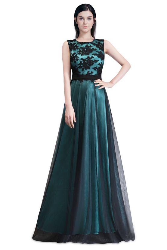 8193d90eff08 Plesové šaty Lékořice