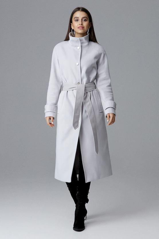 Kabát Annapurna, šedý